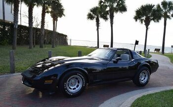 1982 Chevrolet Corvette Coupe for sale 100893490