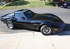 1982 Chevrolet Corvette Coupe for sale 100900385