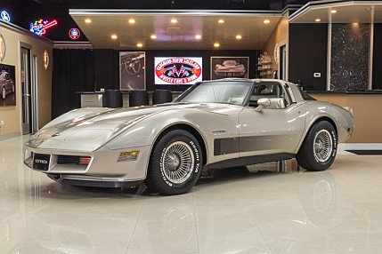 1982 Chevrolet Corvette Coupe for sale 100911279