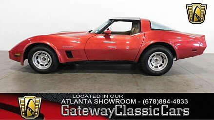 1982 Chevrolet Corvette Coupe for sale 100948397