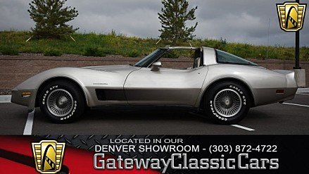 1982 Chevrolet Corvette Coupe for sale 100963527
