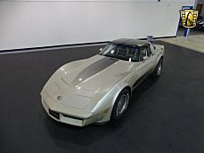 1982 Chevrolet Corvette Coupe for sale 100974561