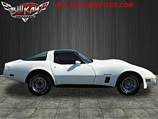 1982 Chevrolet Corvette Coupe for sale 100980992
