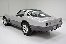 1982 Chevrolet Corvette Coupe for sale 100984609