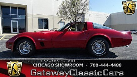 1982 Chevrolet Corvette for sale 100986724