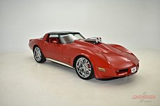 1982 Chevrolet Corvette Coupe for sale 101004799