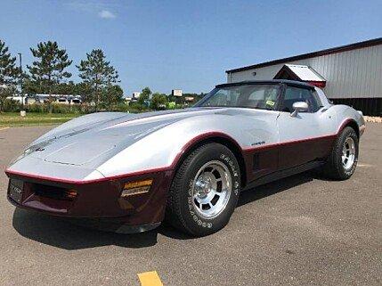 1982 Chevrolet Corvette for sale 101009426