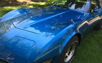 1982 Chevrolet Corvette Coupe for sale 101026904