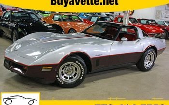 1982 Chevrolet Corvette Coupe for sale 101044149