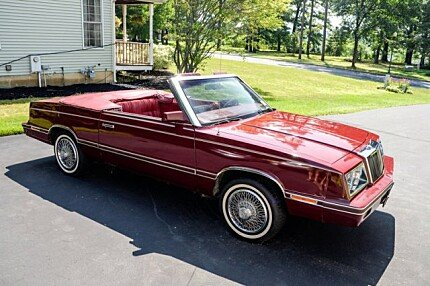 1982 Chrysler LeBaron for sale 101042453
