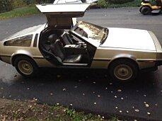 1982 DeLorean DMC-12 for sale 100806261