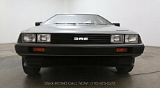 1982 DeLorean DMC-12 for sale 100848342