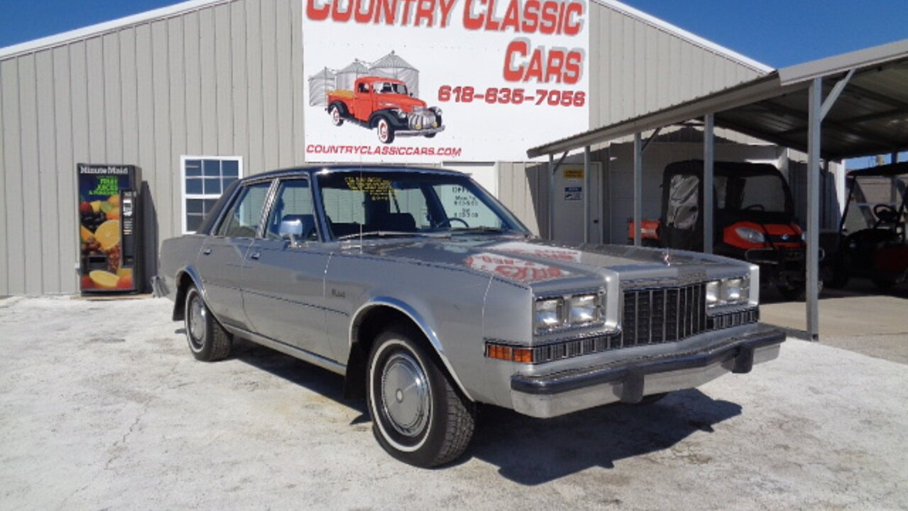 1982 Dodge Diplomat for sale near Staunton, Illinois 62088 ...