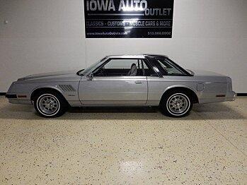 1982 Dodge Mirada for sale 100767345