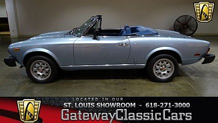 1982 FIAT 2000 Spider for sale 100880485