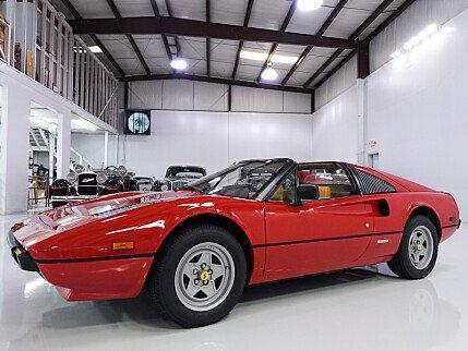 1982 Ferrari 308 GTS for sale 100786765