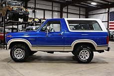 1982 Ford Bronco for sale 100968464