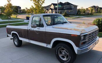 1982 Ford F100 2WD Regular Cab for sale 101028031