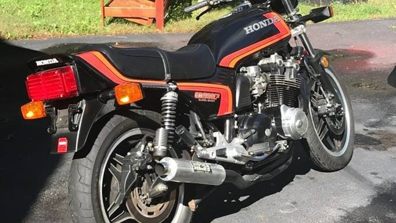 1982 Honda CB900 for sale 200523066