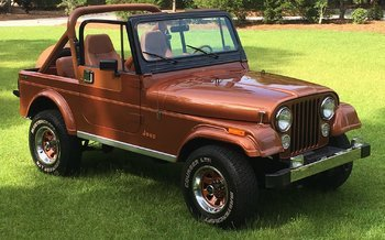 1982 Jeep CJ 7 for sale 100882329