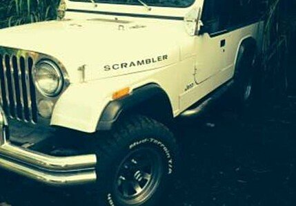 1982 Jeep Scrambler for sale 100795121