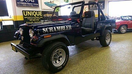 1982 Jeep Scrambler for sale 100853335