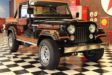1982 Jeep Scrambler for sale 100911809