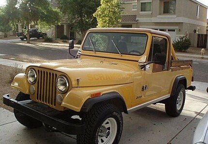 1982 Jeep Scrambler for sale 100970663