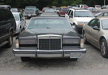 1982 Lincoln Continental for sale 100791528