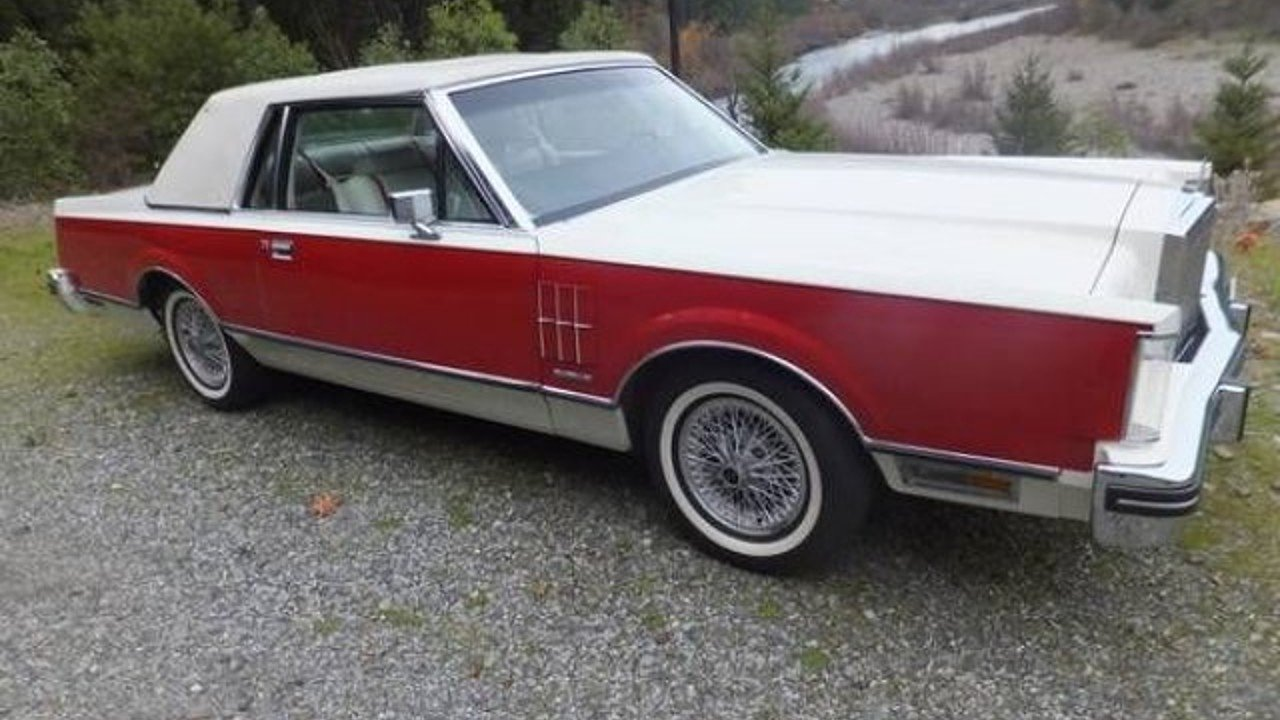 1982 Lincoln Continental for sale 100962247