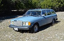 1982 Mercedes-Benz 300TD for sale 100832028