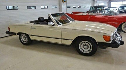 1982 Mercedes-Benz 380SL for sale 100759480