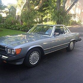 1982 Mercedes-Benz 380SL for sale 100776780