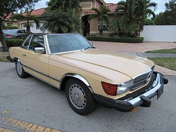 1982 Mercedes-Benz 380SL for sale 100853999