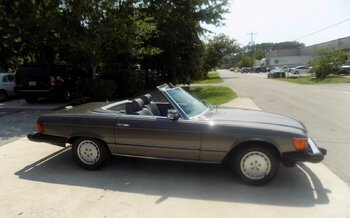1982 Mercedes-Benz 380SL for sale 100995643