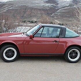 1982 Porsche 911 SC Targa for sale 100751195