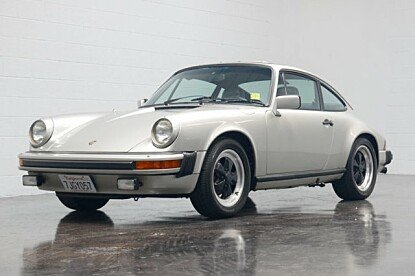 1982 Porsche 911 SC Coupe for sale 100903703