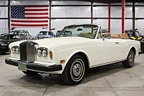 1982 Rolls-Royce Corniche for sale 100762889