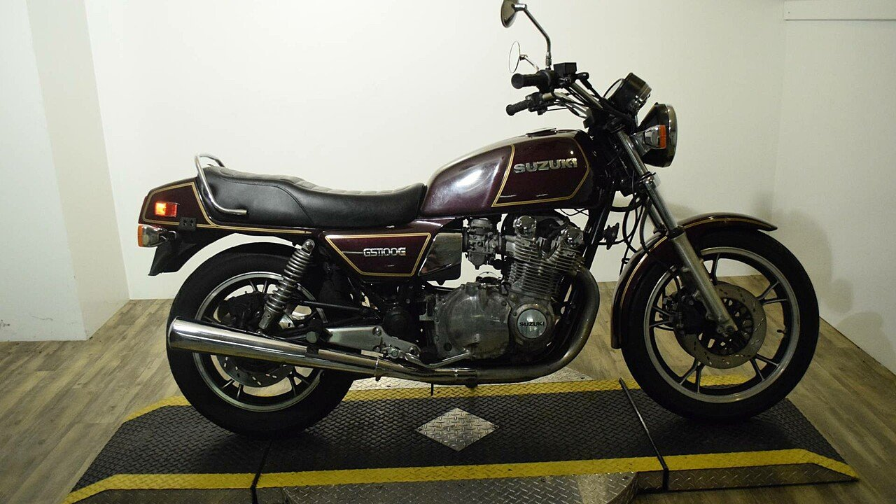 1982 Suzuki GS1100G for sale 200526389