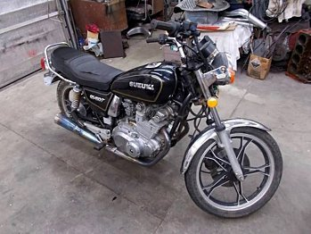 1982 Suzuki GS450T for sale 200509997