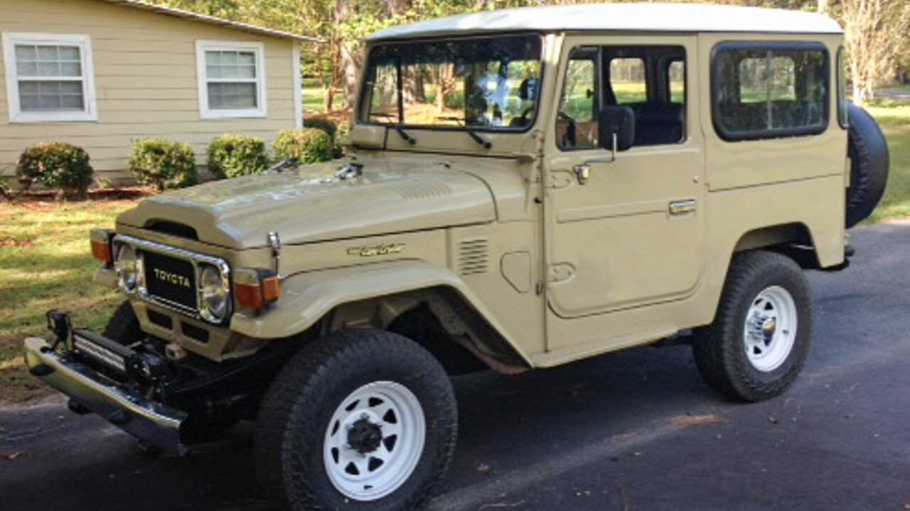 1982 Toyota Land Cruiser for sale 100944200