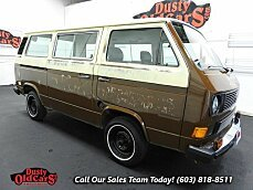 1982 Volkswagen Vanagon for sale 100786793