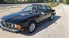 1983 BMW 633CSi Coupe for sale 100925994
