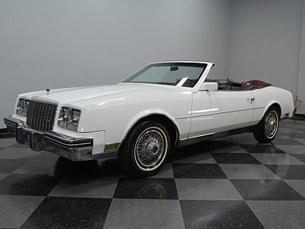 1983 Buick Riviera Convertible for sale 100748294