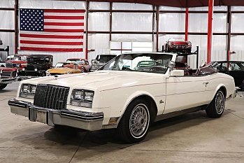 1983 Buick Riviera Convertible for sale 101002447