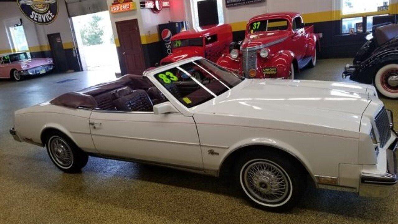 1983 Buick Riviera Convertible For Sale Near Mankato Minnesota 1954 101027579