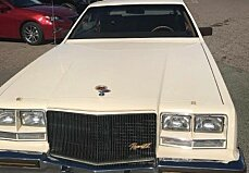 1983 Buick Riviera Coupe for sale 100972869