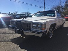 1983 Cadillac De Ville Coupe for sale 100853502