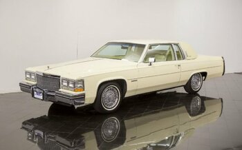 1983 Cadillac De Ville for sale 101043324