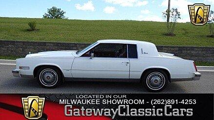 1983 Cadillac Eldorado for sale 100890390
